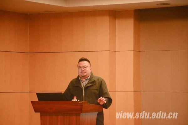 香港中文大学林国伟谈表演艺术营销图片