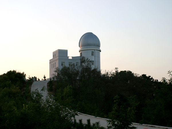 山东大学威海天文台正式落成