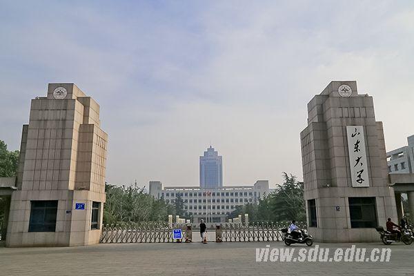 图志:触摸青岛校区-山东大学新闻网